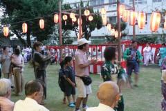 夏祭りは毎年大盛りあがり!